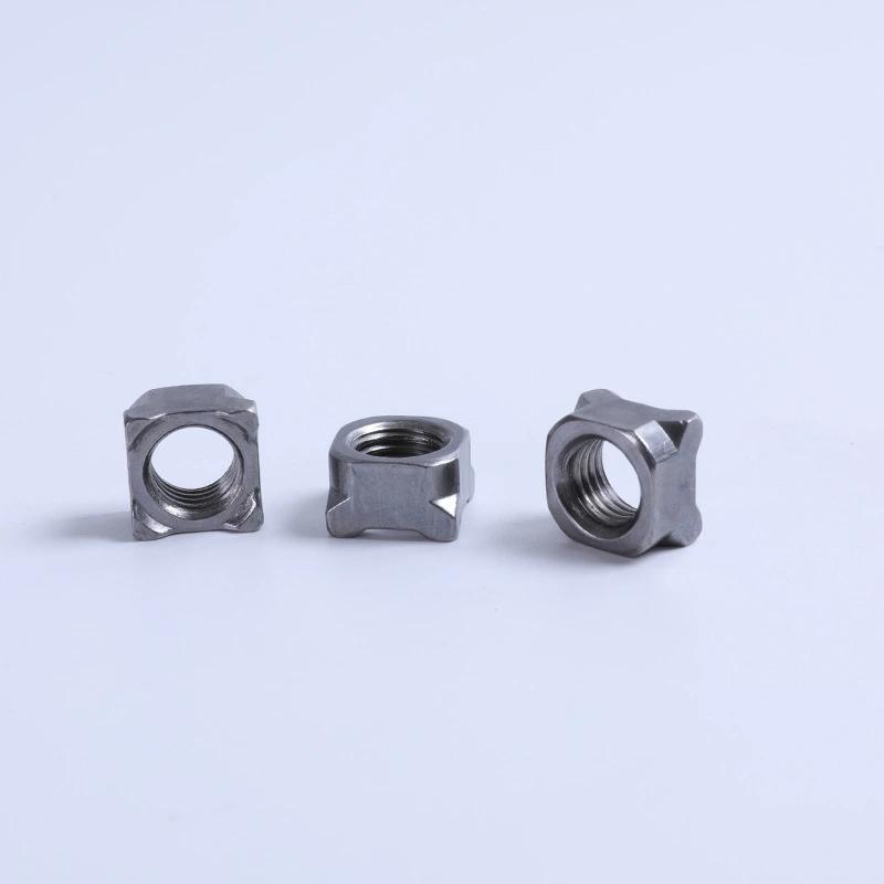 焊接螺母产品的结构有哪些特征?