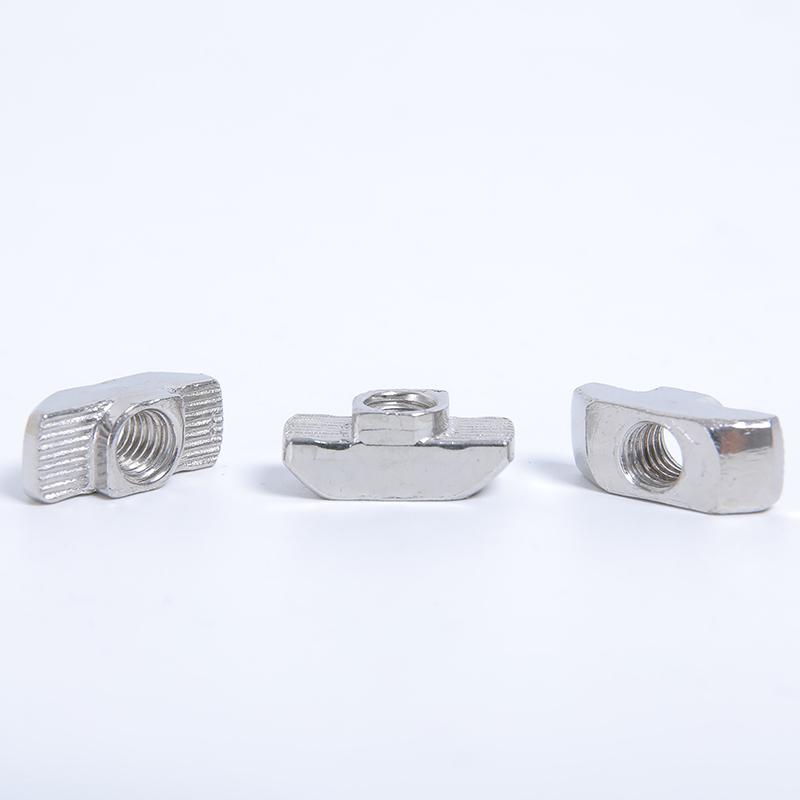 铝型材螺母有哪些规格?